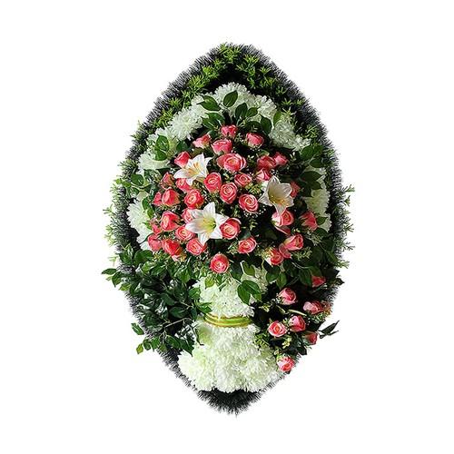 Венок для похорон